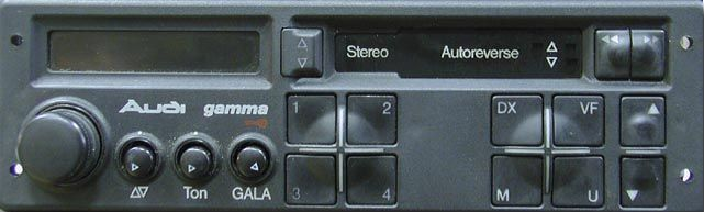 AUDI Gamma III